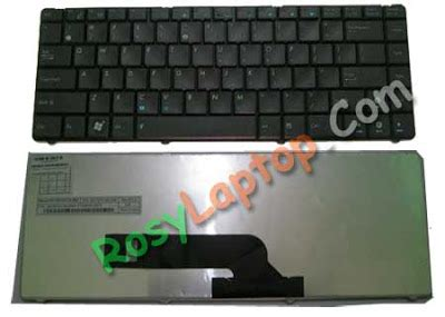 Lcd Led Laptop Asus K40 K40ij K40in K40il K40ab K40af 140 Inch Tebal keyboard asus k40ij k40in k40 k40ab k40an k40e rosy laptop malang