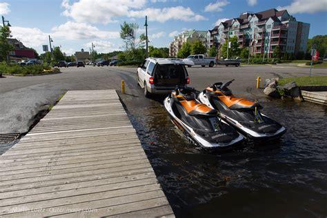 public boat launch muskoka discover ontario s world class pwc riding northern