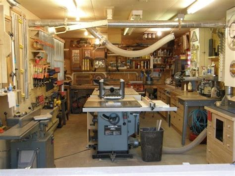 small workshop layout ideas woodshop ideas small shop solutions show us yours