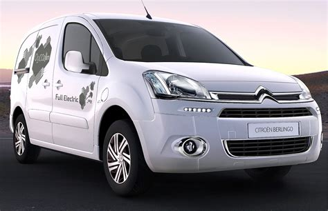 citroen electric citroen berlingo electrique 100 electric van