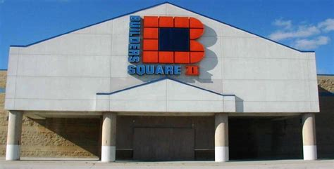 builders square finally leased
