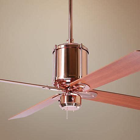 polished copper ceiling fan 1000 ideas about industrial ceiling fan on