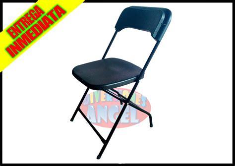 venta de sillas plegables de plastico reforzadas