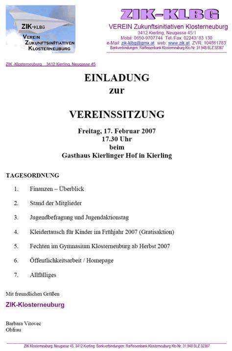 Muster Einladung Hallenturnier Einladung Hauptversammlung Verein Thegirlsroom Co