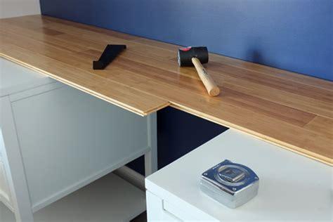 Bamboo Countertops Diy diy custom bamboo countertop
