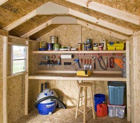 small shedworkshop ideas diy backyard shed workshop