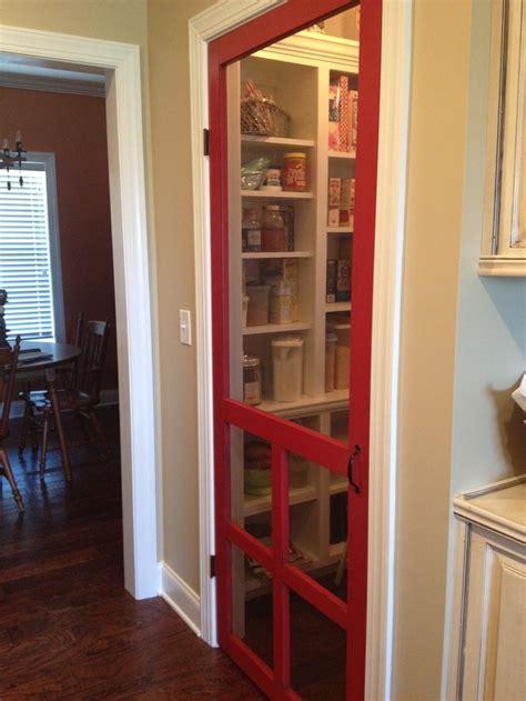 screen door on pantry decorating ideas