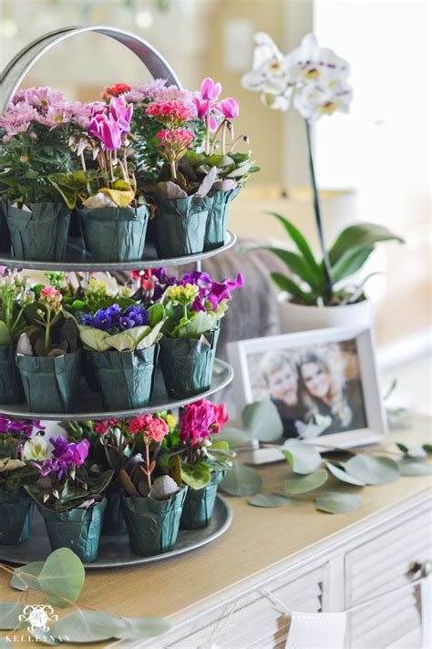 bridal shower garden themed ideas to throw an indoor garden bridal shower kelley nan