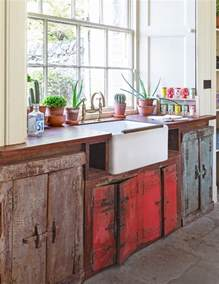 Rectangular Kitchen Ideas vintage kitchen ideas using reclaimed materials amp ecletic