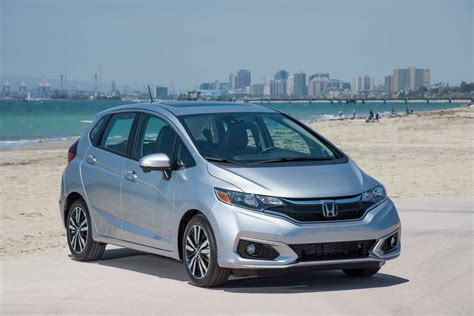 New Honda Fit 2018 by 2018 Honda Fit Starts At 17 065 Motor Trend