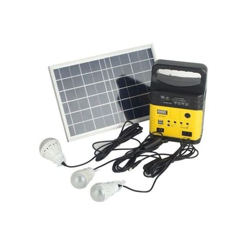 solar powered lighting system product documents