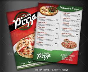 pizza menu template word pizza menu template 29 free psd eps documents