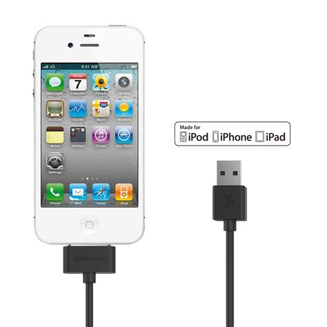 Cable Data Iphone 56 stalion 174 usb sync data cable charger cord for apple iphone 4 4s ipod touch 4th ebay