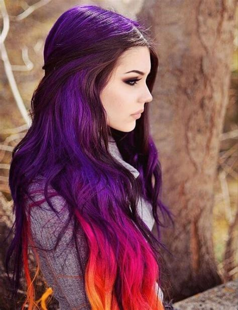 what is to old for colored dark hair 60 purple hair ideas and hairstyles my new hairstyles