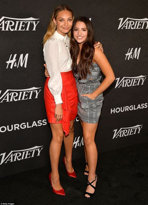 Maddie Bandeau Dress White M ariel winter rocks a lbd at variety s power of
