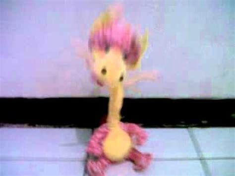 Boneka Babi Pink 4 boneka naga pink leher goyang