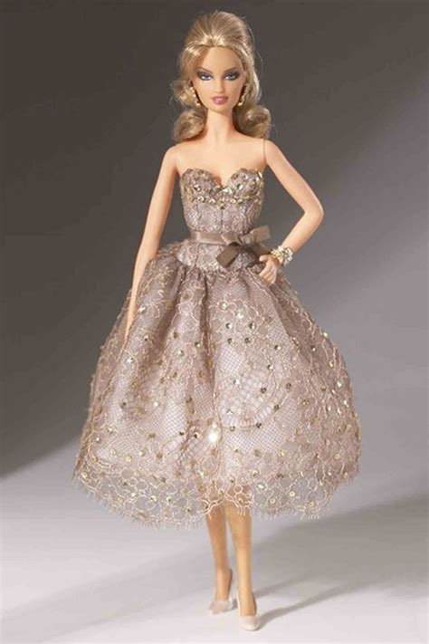 Barby Dress 15 stunning doll formal dresses for stylishmods