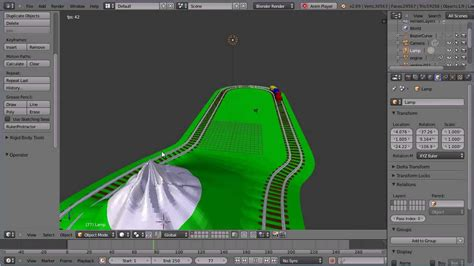 blender tutorial train blender tutorial making a train animation by following a