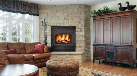 High Country Fireplace by Napoleon High Country 2600 Nz26 Wood Fireplace