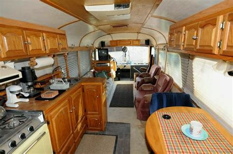 Model Homes Interior used rvs 1962 gm 4106 bus conversion motorhome for sale by