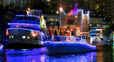 bridges closed fort lauderdale boat parade winterfest boat parade celebrates 45th year