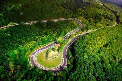 Art Stickers For Walls quot aerial shot of the n 252 rburgring nordschleife caracciolla
