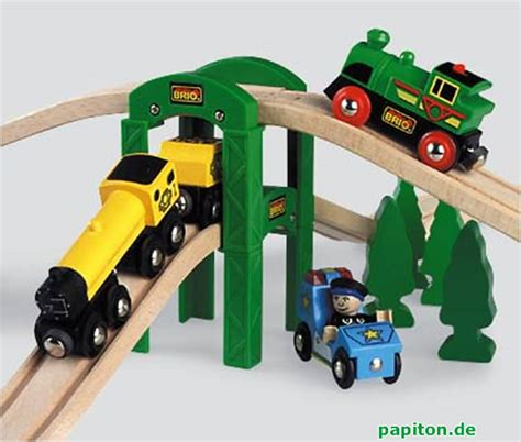 brio tunnels and bridges brio stacking tracks system 33 253 online at papiton