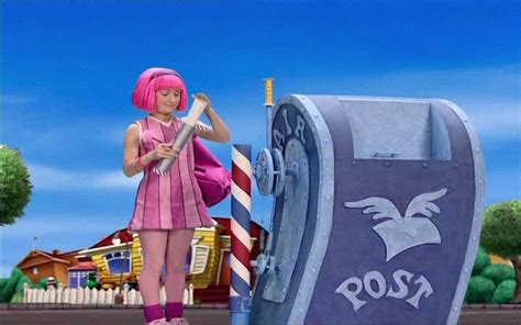 lazy town painting lazytown screen 2 by schnuffelienchen on deviantart