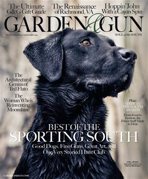 Garden And Gun Back Issues by Best Deal Magazines Has Garden Gun On Sale For 2 86