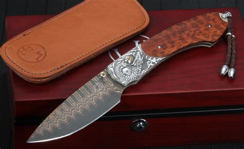 william henry kitchen knives best free home design idea inspiration william henry b12 dragon fire folding knife free