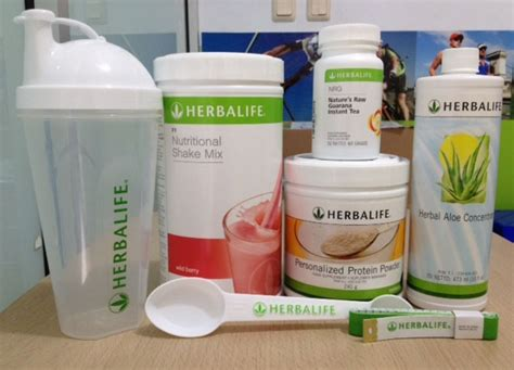 Herbalife Penggemuk Badan sehat dengan melakukan diet herbalife
