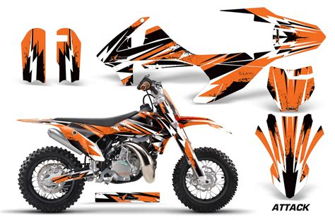 design ktm graphics 2016 ktm sx50 graphics kit over 40 designs available