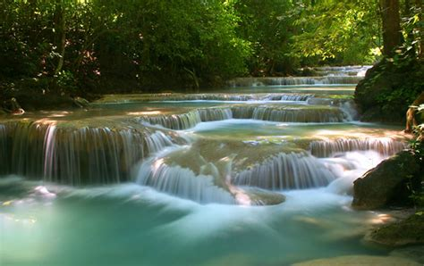 Most Beautiful Parks In The Us by Erawan National Park Kanchanaburi Your Thai Guide