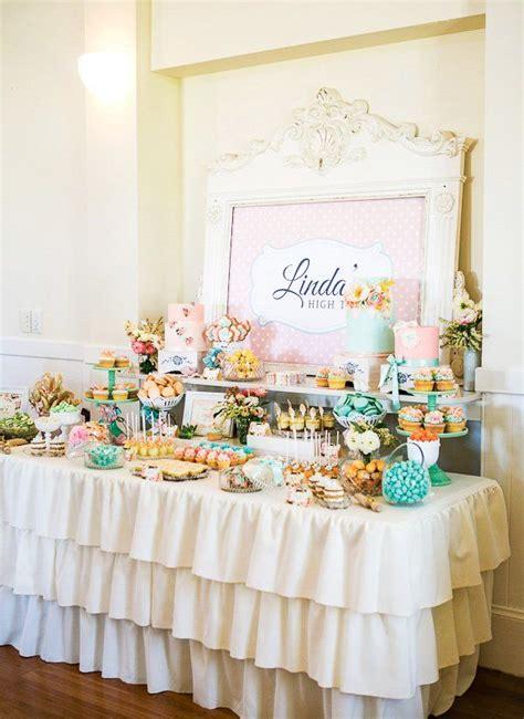 Bridal Shower Tea by Best 25 Tea Bridal Shower Ideas On What