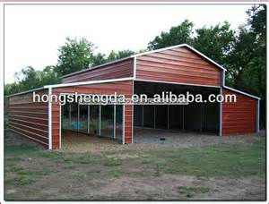 china cheap steel garage metal storage metal carport for