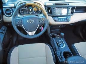 Toyota Rav 4 Interior 2016 Toyota Rav4 Xle Interior Carbuzzard Car Reviews