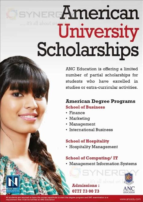 American Mba Scholarship by American Scholarships From Anc November 2013
