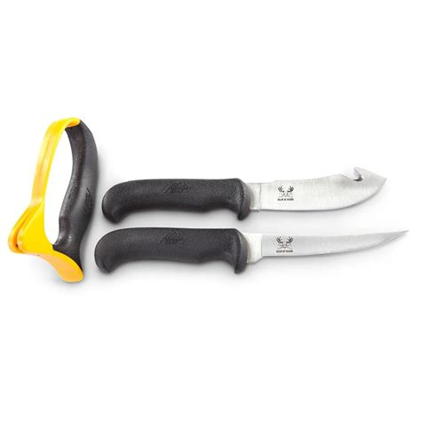 Edge Of Outside by Outdoor Edge Skin N Bone 4 Pc Processing Kit 212492