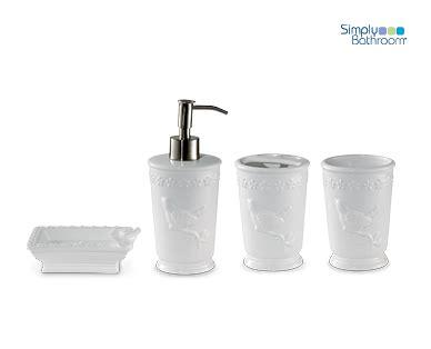 Toothpaste Dispenser Kd 1704111 bathroom accessories set 4 aldi australia specials archive