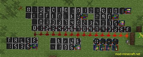 minecraft integrated circuits wiki integrated circuits mod 1 7 10 minecraft mods