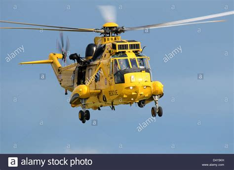 how to your search and rescue raf search and rescue sea king the sar helicopter is painted in the stock photo