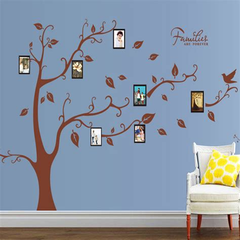 home decor wall posters aliexpress buy memorey tree picture decor wall