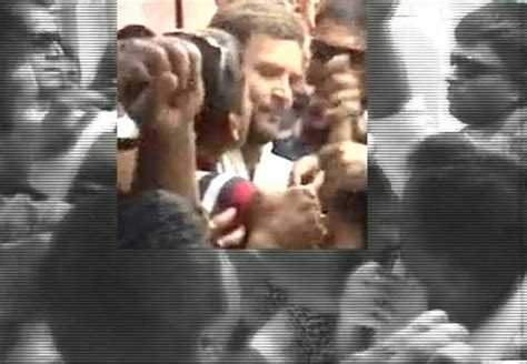 The World Has Lost Its Most Eligible Bachelor by Rahul Gandhi Gets Kissed Again This Time By A