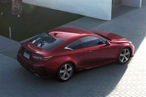 Are Toyota And Lexus The Same Company Motormouth Stunning Lexus Rc 400h Is A Smooth Operator