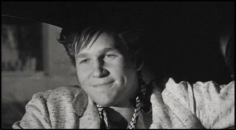 The Last American Jeff Bridges Dreams Are What Le Cinema Is For The Last Picture Show 1971