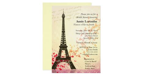 themed invitation template themed bridal shower invitation template zazzle