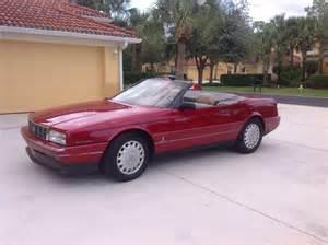 1993 Cadillac Allante Convertible 1993 Cadillac Allante Pictures Cargurus