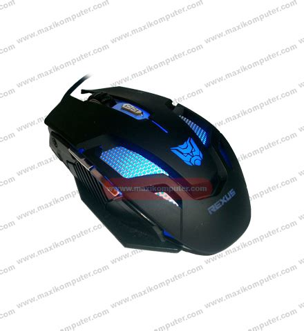 mouse gaming rexus rxm x7