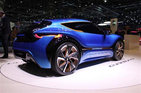 Quant Auto by Nanoflowcell Quantino Concept 2015 Geneva Motor Show