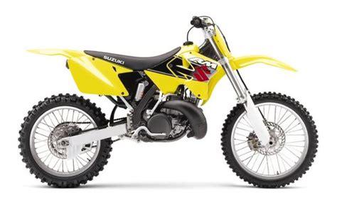 2001 Suzuki Rm250 by Suzuki Rm250 2001 Specs